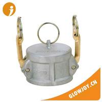 (CM-AL-DC) aluminum quick coupling dust cap, type DC camlock coupling