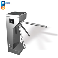 access control system tripod turnstile price