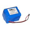 Li-ion 18650 11.1V 6600 mAh Rechargeable Battery pack with PCB protection