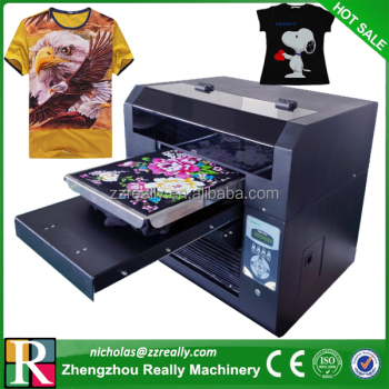 2015 best selling cheap price digital t shirt printing for Cheapest t shirt printing machine