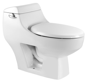 Siphonic One-piece Toilet with 6.4L water consumption