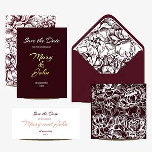 Hard cover 3D Laser Cut paper greeting cards custom new design invitation wedding card
