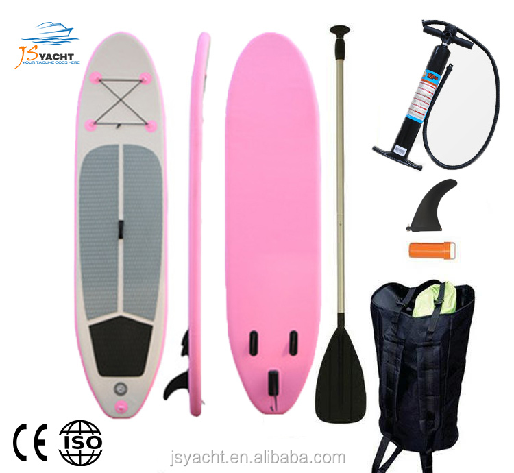 Double Layer Inflatable SUP Inflatable Stand Up Paddle Board