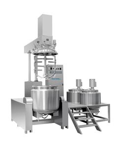 OEM Offered Manufacturer Low Price Sanitary High Shear Emulsifier Mixer