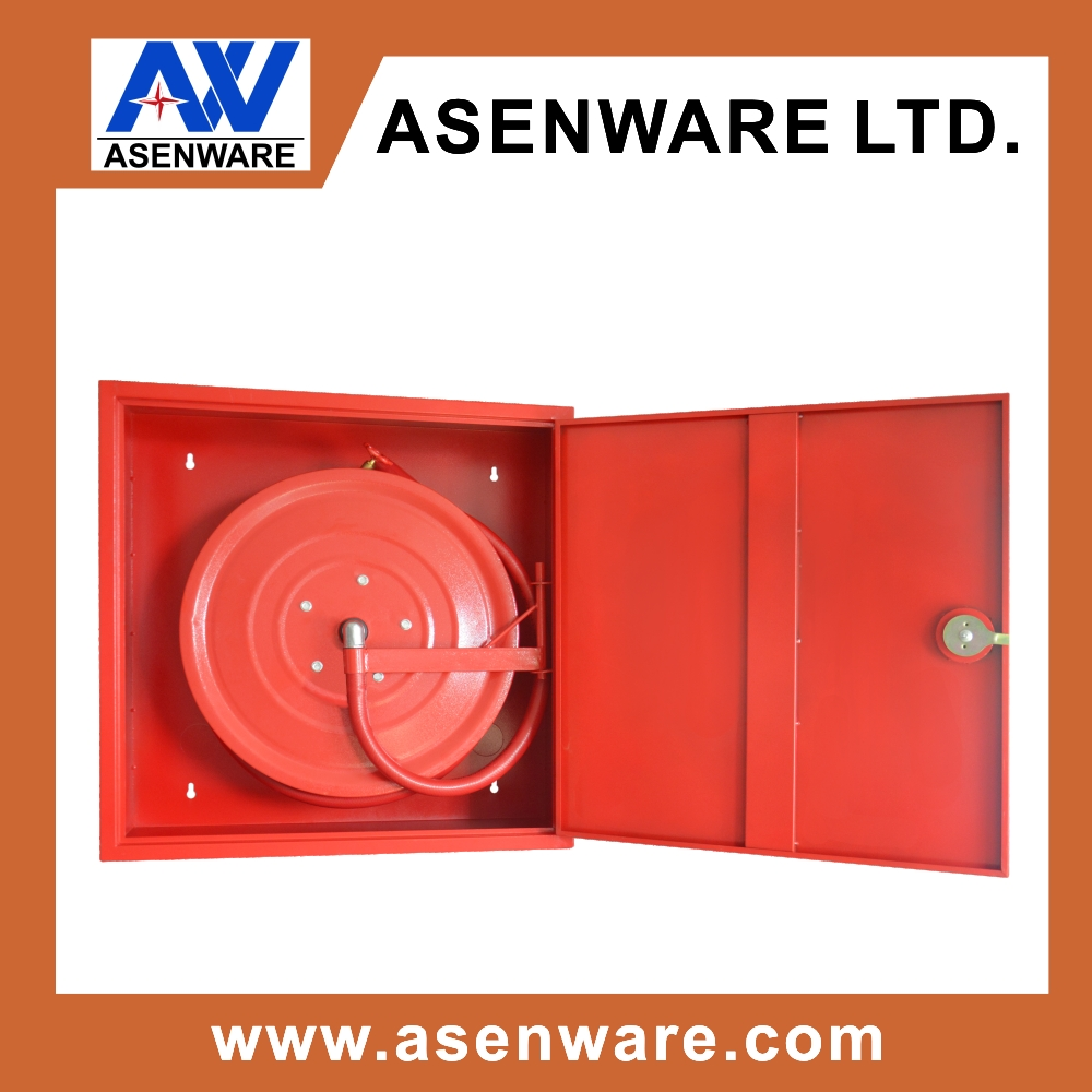 best selling indoor fire hose reel for firefighting