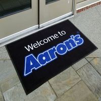 Custom Printed Logo Entrance Welcome Door Mats