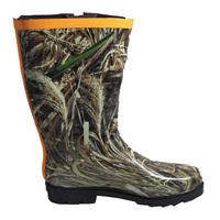 Mens Fashion Rain Boots,Rubber Hunting Boots,Camo Rubber Fishing ...