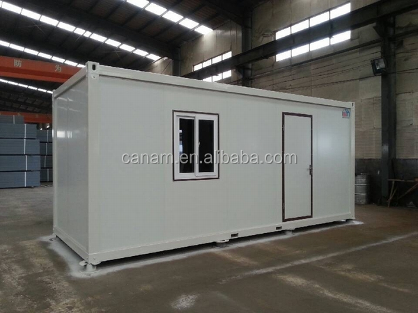 Pre engineering container house steel structure house