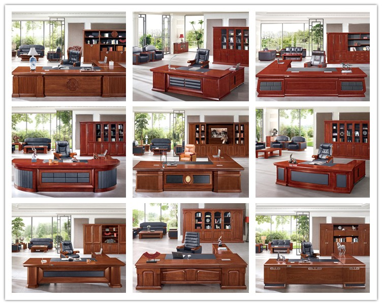 Attorney Antique Elegant Law Firm Office Furniture (foh ...