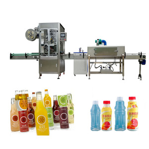 YB-TB200 Automatic heating bottle shrink sleeve Labeling Machine /Shrink sleeve applicator with steam tunnel
