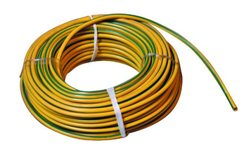 Ul1015 18 Awg (ul-guage) 600v Grounding Wire-earth Wire-drain Wire ...