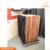 WJ14 New style MDF display rack for wood floor