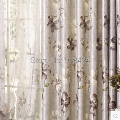taille 1 5 2 7 m livraison crochet luxe ombrage le salon rideaux rideau de la fen tre. Black Bedroom Furniture Sets. Home Design Ideas