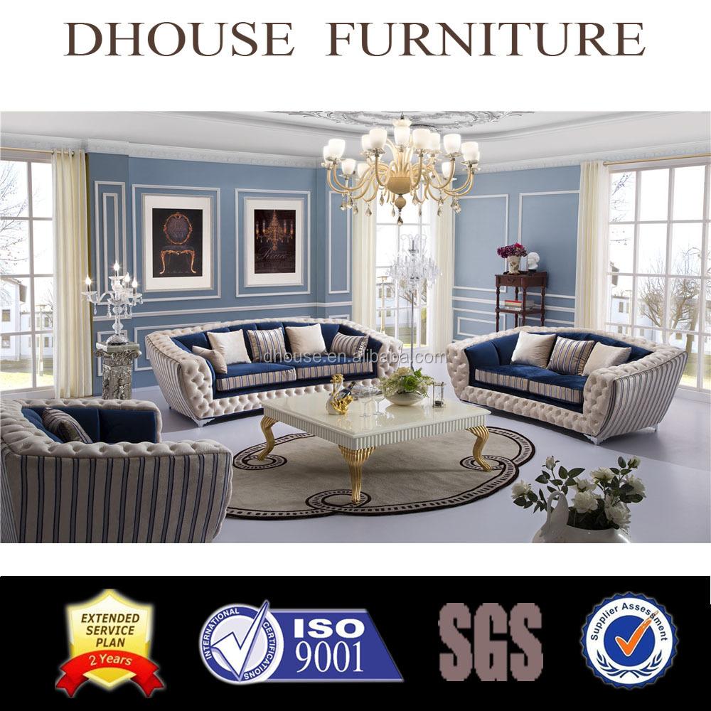 Haute qualit post moderne salon meubles canap avec for Canape cuir haute qualite
