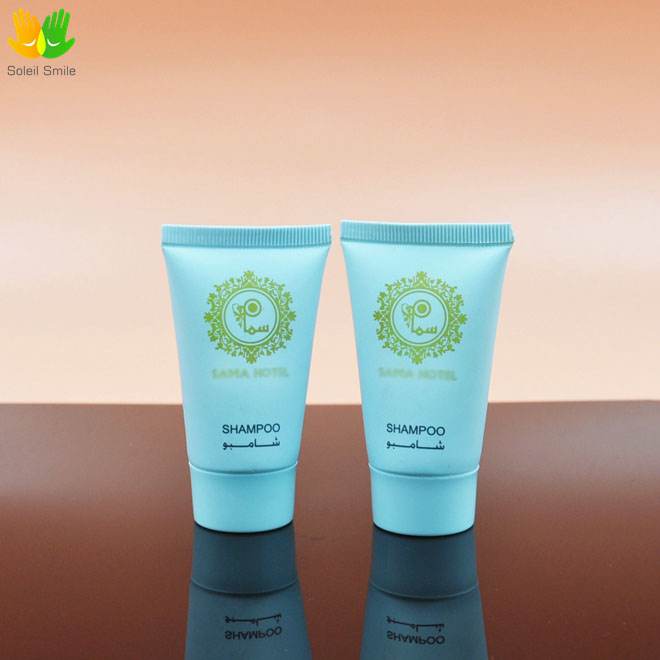 PE Tube/PVC Bottle Packaged Hotel Shampoo/Mini Hotel Soap And Shampoo