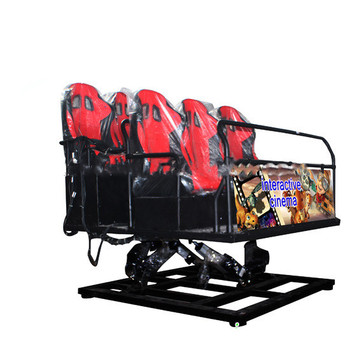 2019 hot sale amusement park animation world 7d cinema