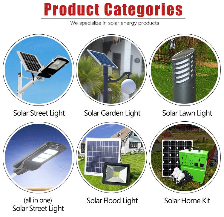 Smart platz moderne 12v ip65 wasserdichte outdoor solar power pfad führte garten licht