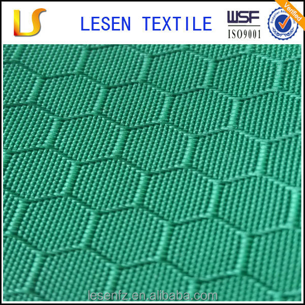 Shanghai Lesen oxford 100% nylon ripstop fabric with prices