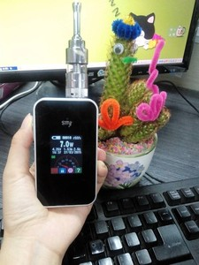 Smowell shenzhen hot new products DPV-50 mini box mod smy 60 watt mini box mod smy60 with factory price