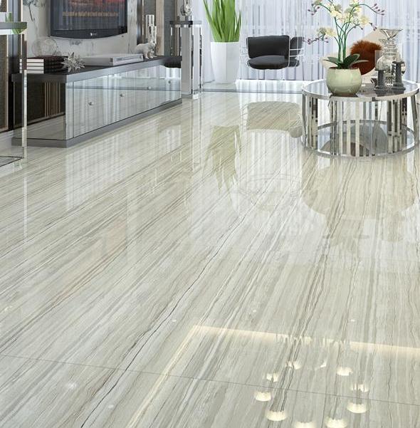 Quality 3d Inkjet Line Stone Marble Floor Porcelain Tile