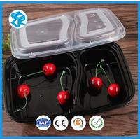 To Go Restuarant Food Tin Pet Wholesale Pvc Clear Disposable Lunch Containers