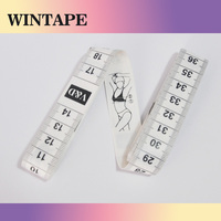 60inch/1.5m/150cm bra brand metric ribbon tape measure upon Your Design and Logo