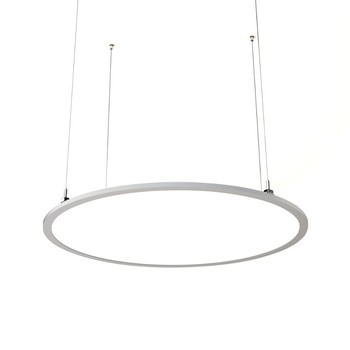 Round Panel Light 600mm 48w Suspended