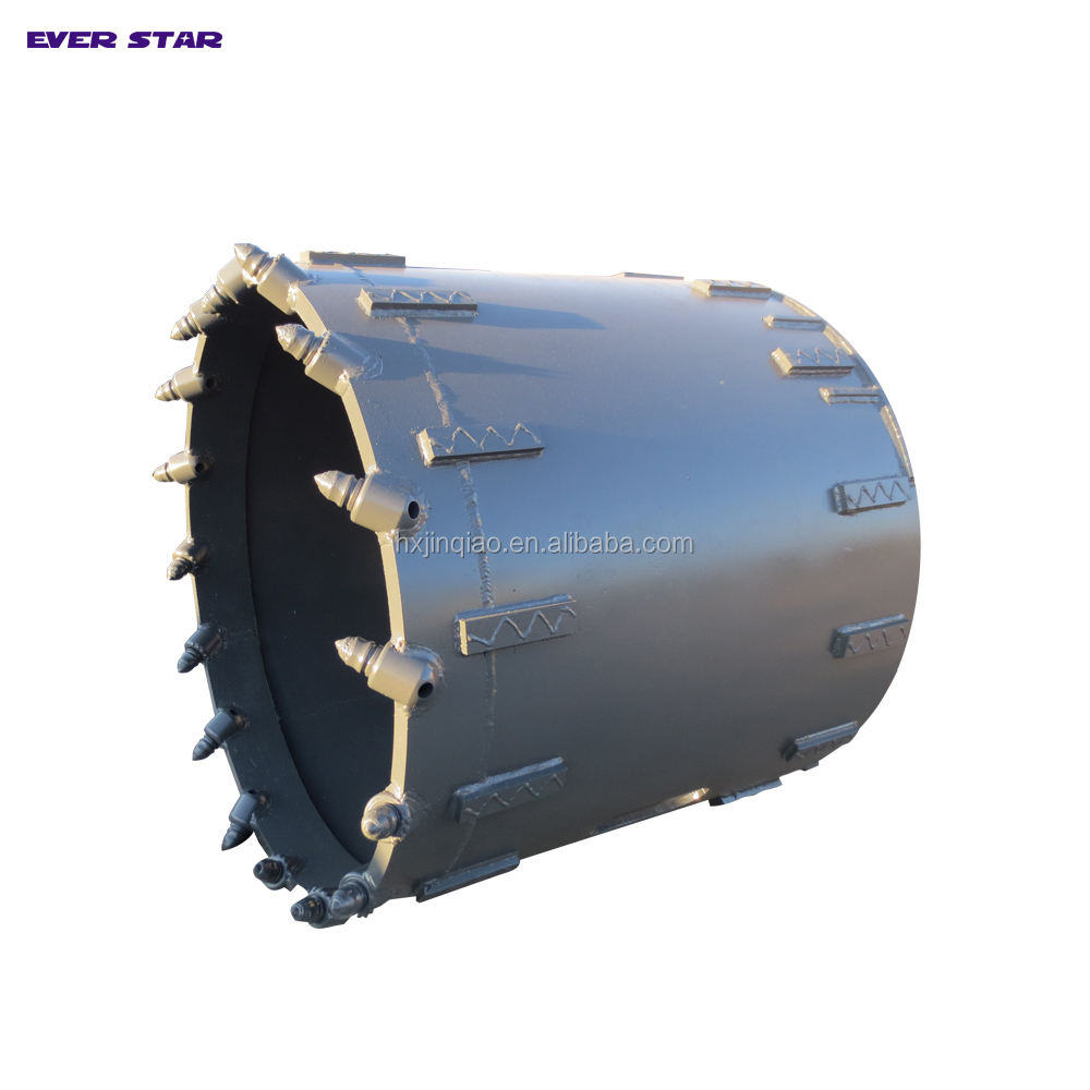 Augers/Drilling buckets/cutting teeth/casing pipe for drilling rig