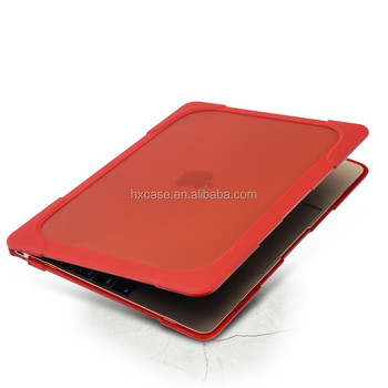 PC TPU Case For Macbook Pro Case Crystal Laptop Case For Macbook