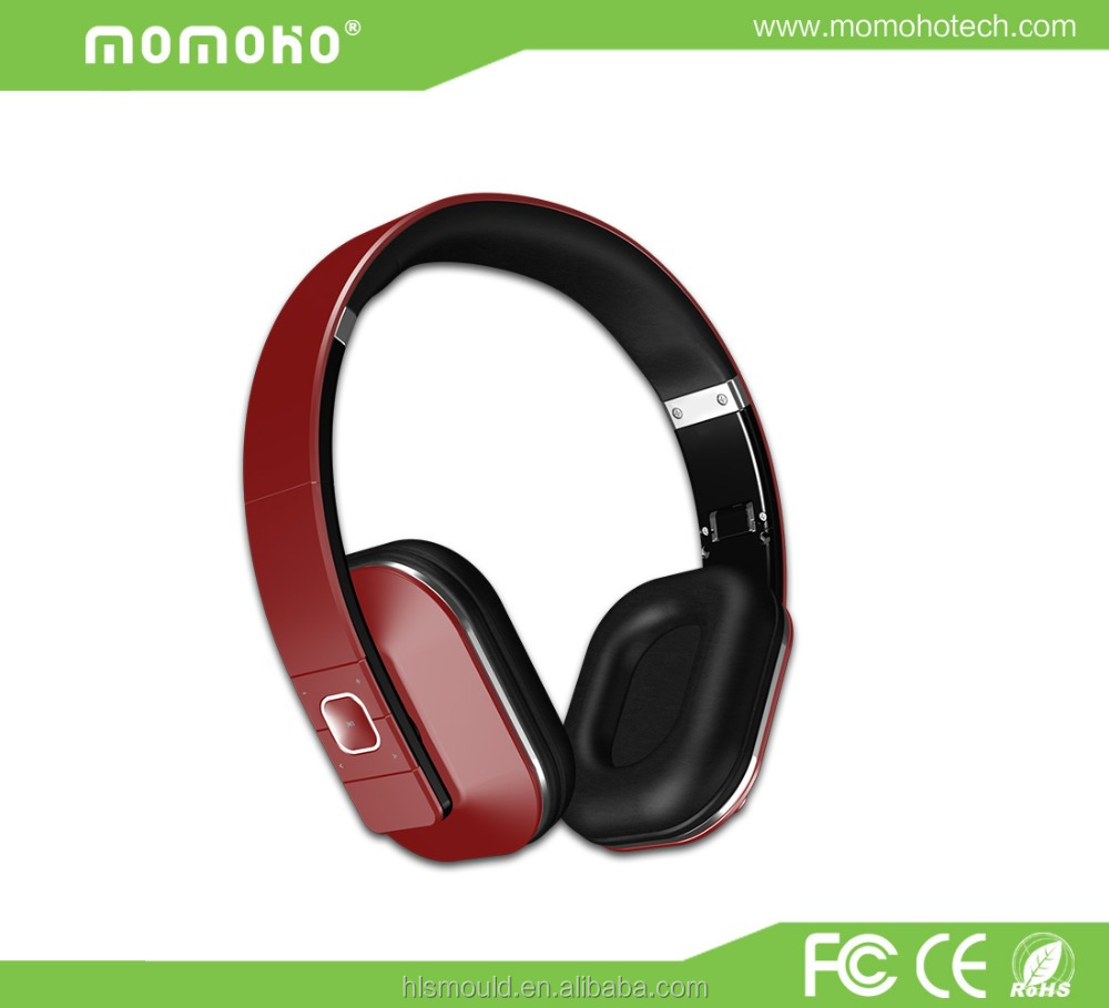 MOMOHO Noise Isolation Foldable bluetooth 4.0 headphones,sport micro bluetooth headphones,stylish bluetooth headphone