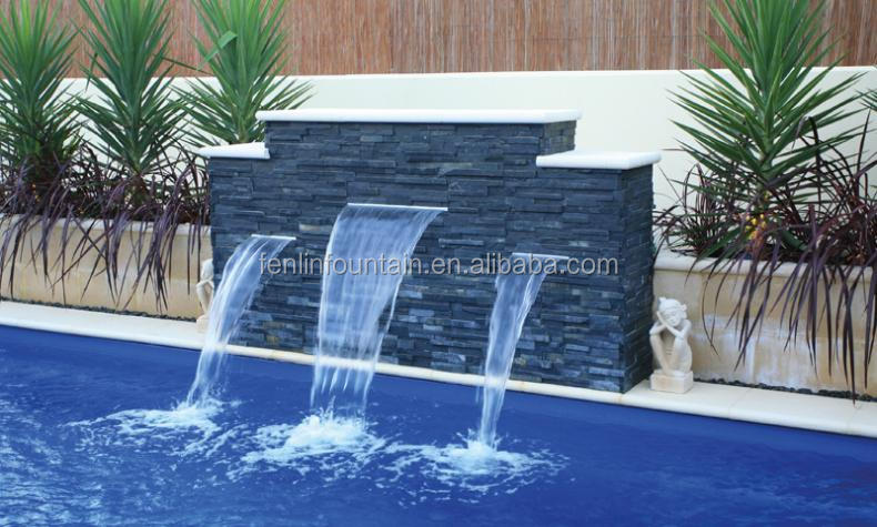 Indoor Or Outdoor Stainless Steel Swimming Pool Wall