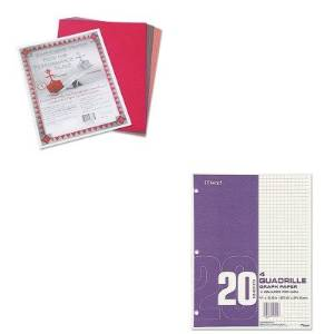 get quotations kitmea19010pac103637 value kit mead quadrille graph paper mea19010 and pacon riverside construction