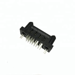 MSD MULTIPLE-BEAM Power Distribution Connector with 4Pin Power contacts Power Blade Connectors
