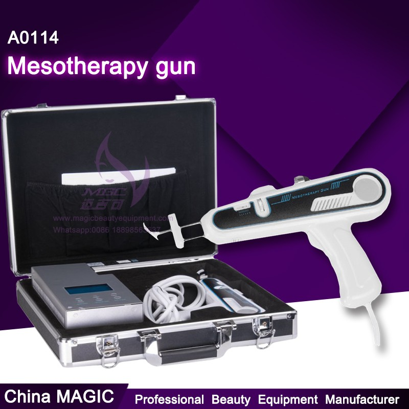 Portable And Rejuvenation Mesogun Pistor With Low Price