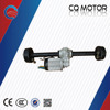 DC motor 1200W 60volt with rear axle for electric tricycle/Three wheel motorcyle/tuk tuk motor