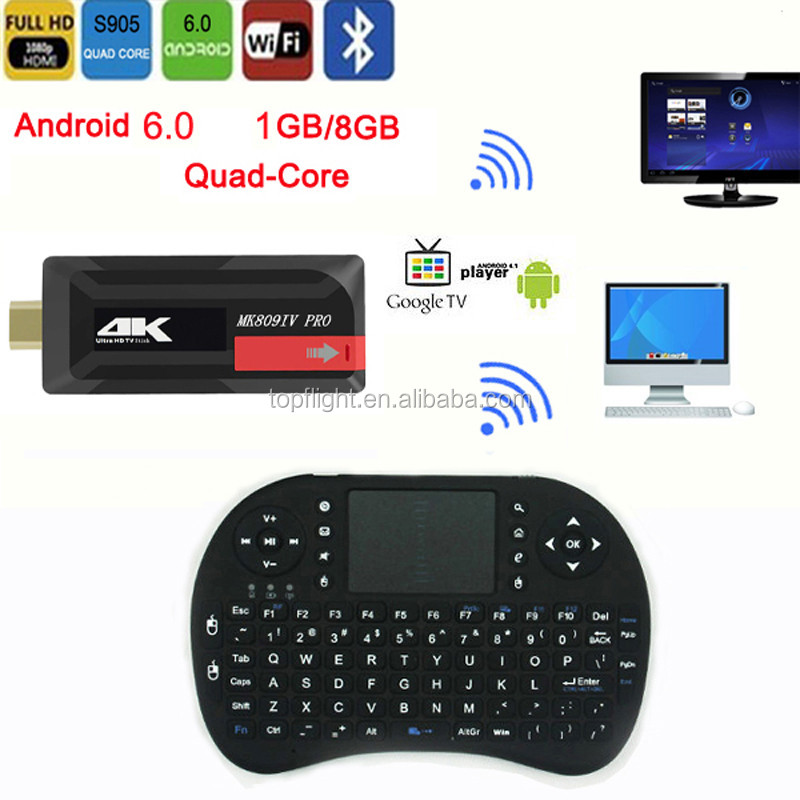 Mk809ivpro13 Install Free Play Store App Google Play Download Fire Tv Stick  Tv Box+r13 Remote Keyboard/air Mouse - Buy Install Free Play Store App