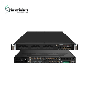 tv broadcasting convert analog video to ip converter with How-plug 4 ch mpeg2 video encoder board,Totally Six Card