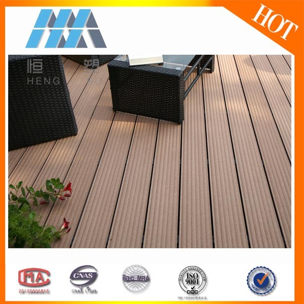 veranda wood decking /flooring board/wpc decking
