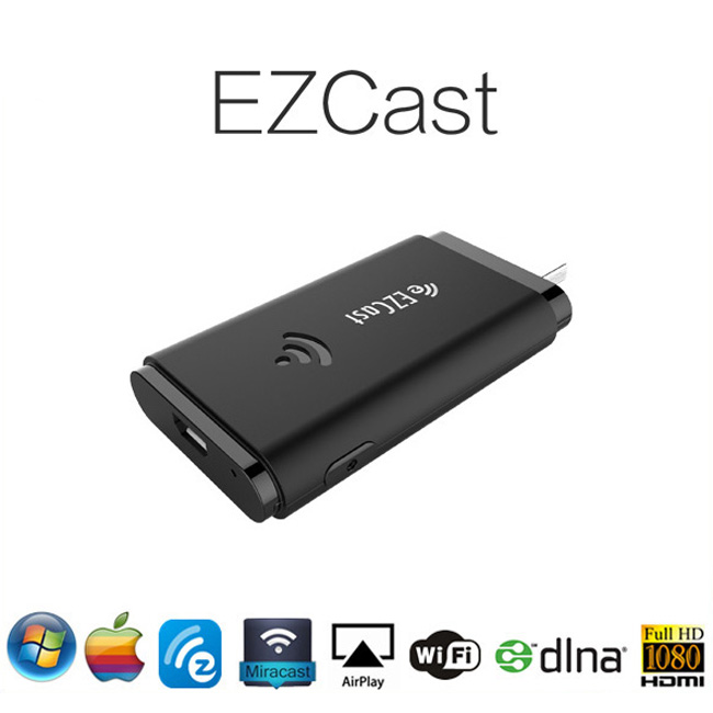 Ezcast Device Which Share The Streaming Media To Tv Screen,Small Size Like  Usb Stick - Buy Ezcast,Anycast,Aircast Product on Alibaba com