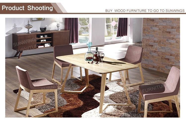 Nice Simple And Elegant Dining Room Big Dining Table Designs In Wood Buy La