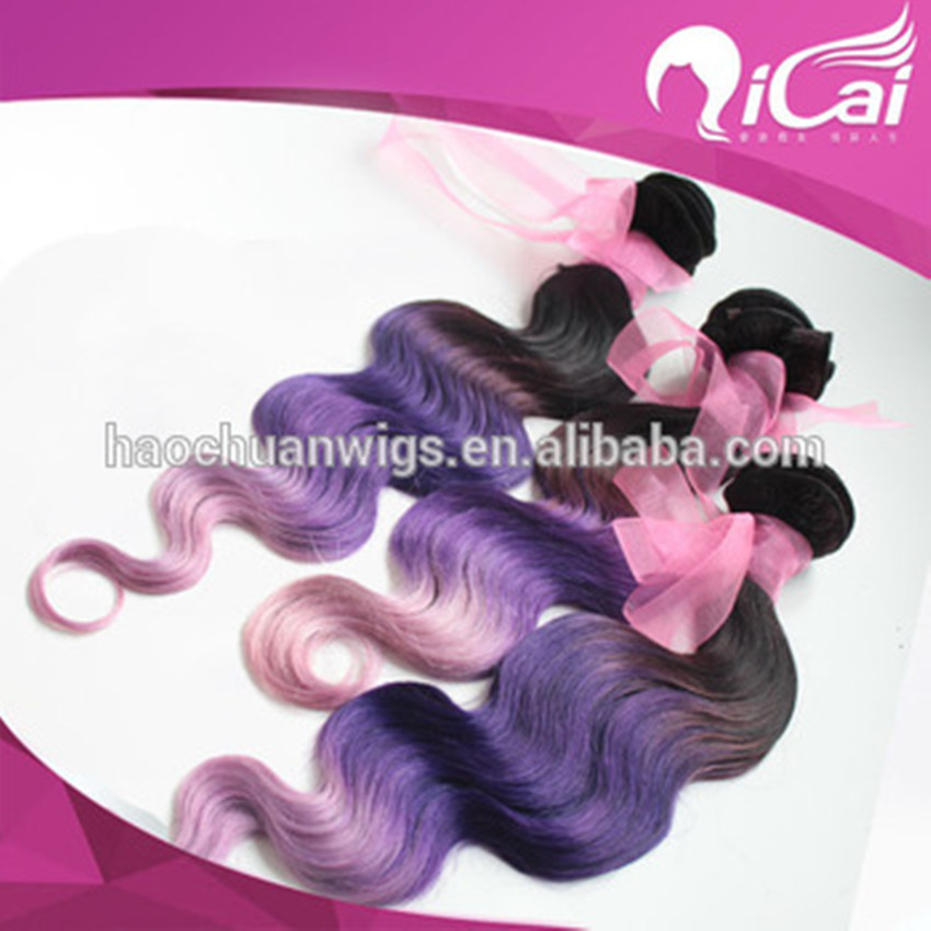 Ombre 3 tone 1b purple pink brazilian virgin remy human hair ombre 3 tone 1b purple pink brazilian virgin remy human hair extension purple hair weft ombre pmusecretfo Images