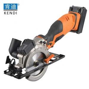 20V Li-ion Cordless Mini Circular Saw