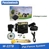 2016 latest effective dog portable fence,wireless fence,electric pet fence