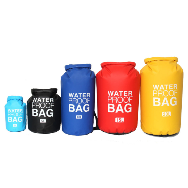 NEW Outdoor Swimming 드리프트 방수 백 2L/5L/10L/20L/30L/40L 600D Dry Bag sack, 방수 Bag