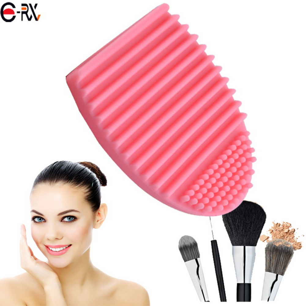 Newest Design Silicone High Quality Cosmetics Brushes