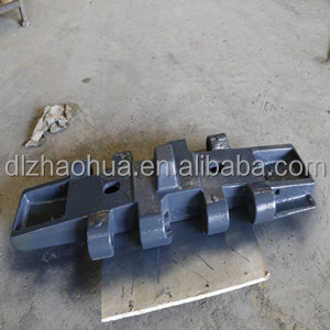 Terex Demag Cc1800 Track Pad Parts For Crawler Crane - Buy Cc1800 Track  Pad,Crawler Crane Parts,Track Shoe Product on Alibaba com
