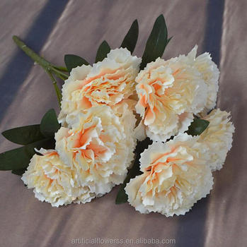 China Artifical Plastic Carnation Flowers For Cemetery Buy