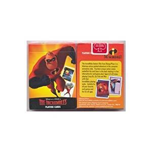 The Incredibles Playing Cards (Disney/Pixar)