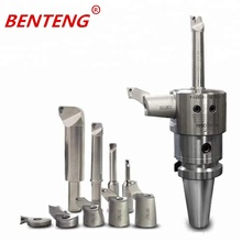 Milling Machine Micro Adjustable Boring Head Set