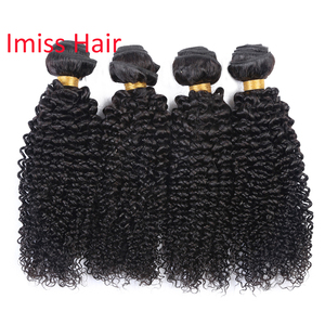 Large stock 100% unprocessed indian human hair wholesale cheap tight curly raw indian hair
